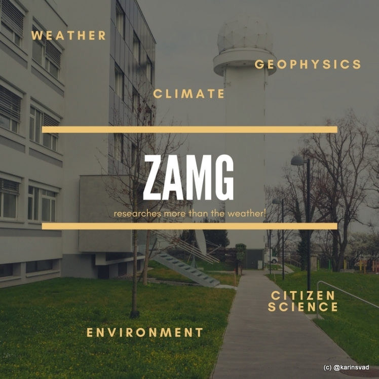 ZAMG premises and research areas