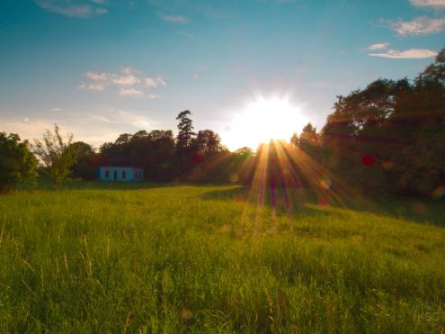 """A """"little house on the prairie"""""""