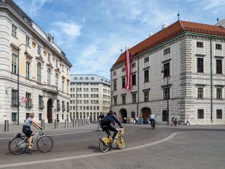 Wien Ballhausplatz
