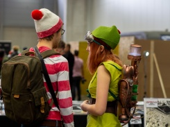 Waldo and Peter Pan