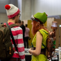 Waldo and Peter Pan