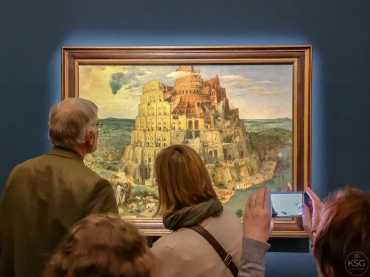 The (Great) Tower of Babel (1563)