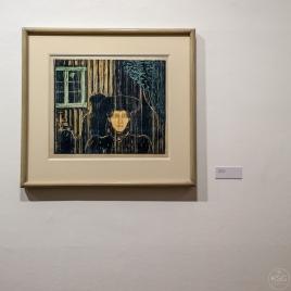 Edvard Munch: Moonshine I, 1986