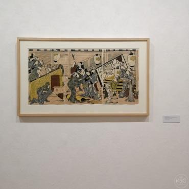 Kitagawa Utamaro: The Great Cleanup, ca.1800