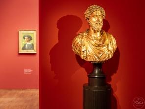 Bust of Mar Aurel, Pier Jacopo Alari-Bonacolsi a.k.a. Antico, ca. 1500
