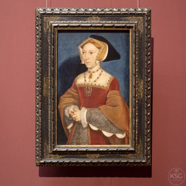 Hans Holbein the Younger, Jane Seymore, ca. 1536/37