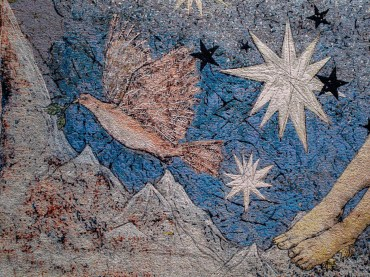 "Detail from ""Sky"" (2012)"