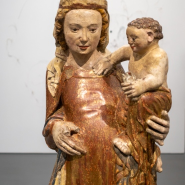 Madonna of Thernberg (ca.1320)
