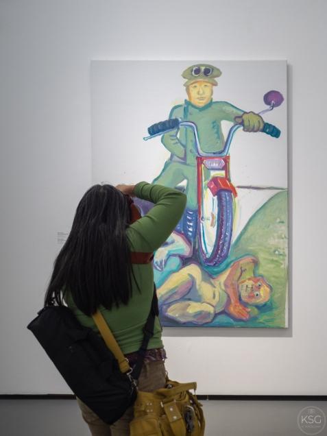 Maria Lassnig - Large Family Portrait (2003)
