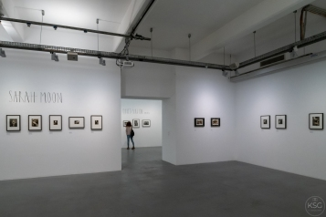 The spaceous OstLicht Gallery