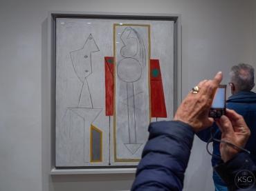 Pablo Picasso - The Studio (1928)